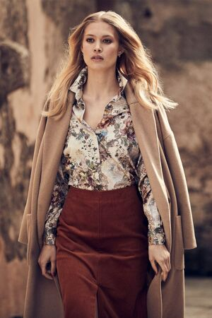 STENSTRÖMS – Skjorte med blomster