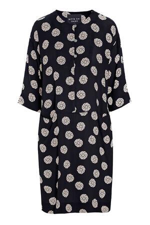 BITTE KAI RAND – Kjole med roset mønster