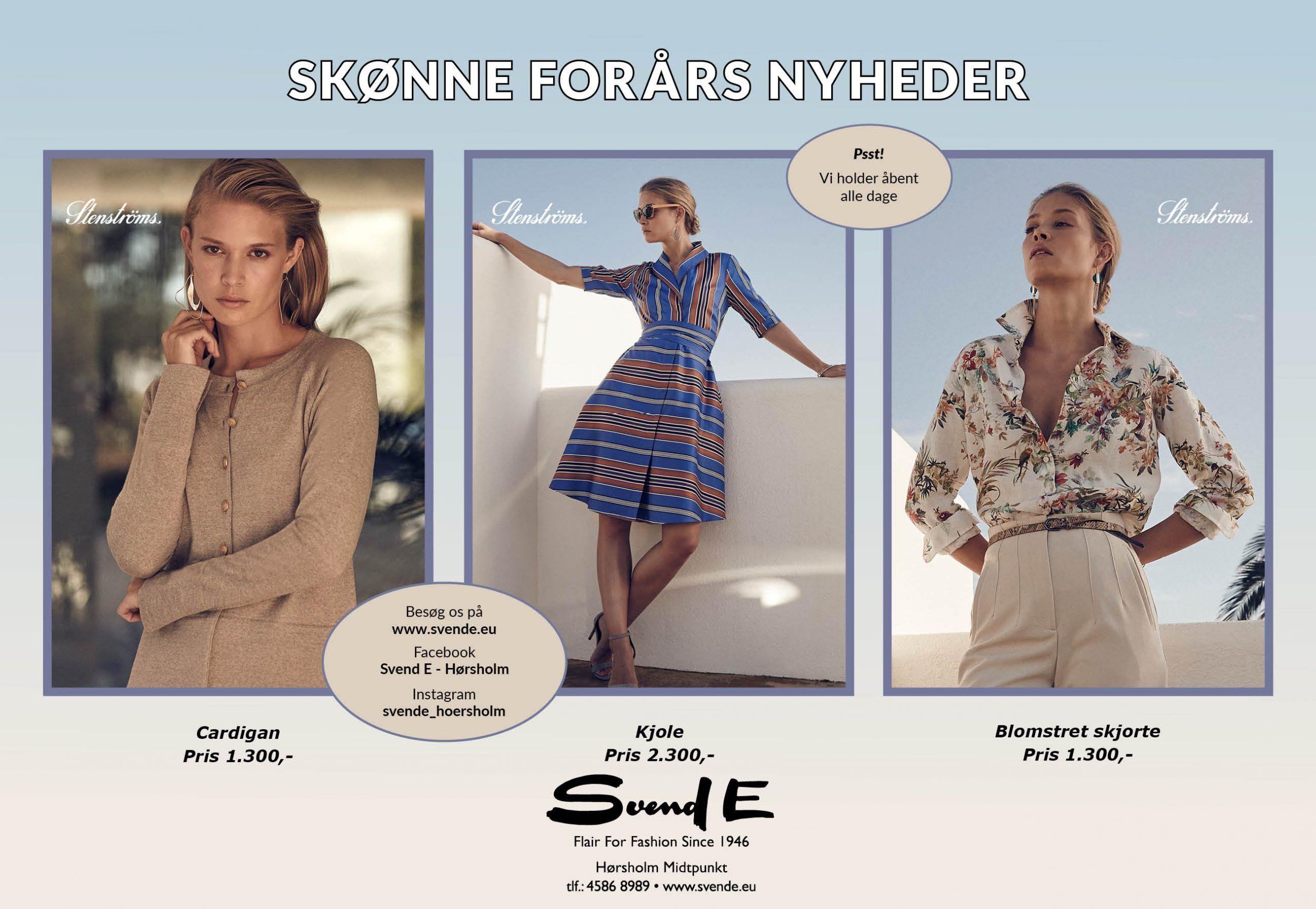 Skønne forårs nyheder fra Stenströms, nu i Liebhaverboligens magasin 🌿