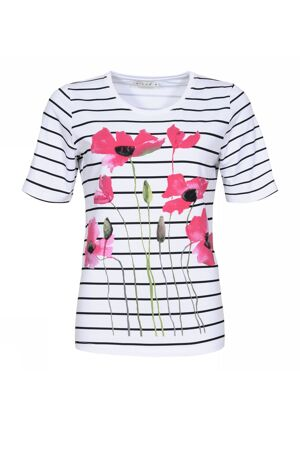MICHA – T-shirts med blomster