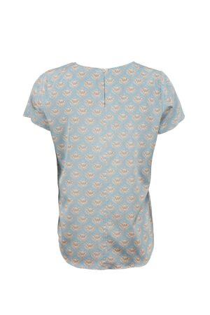 STENSTRÖMS – Bluse i silke med print