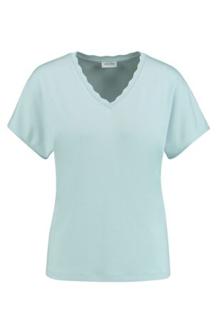 GERRY WEBER – T-shirts med mussekant