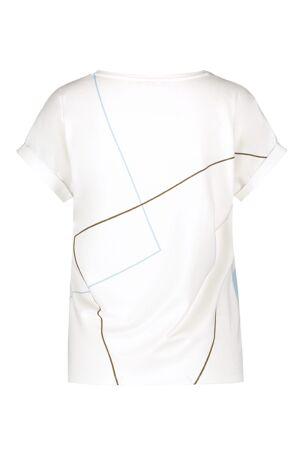 GERRY WEBER – T-shirts med grafisk print